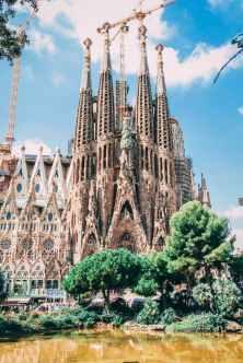 Antoni Gaudì, Sagrada Familia