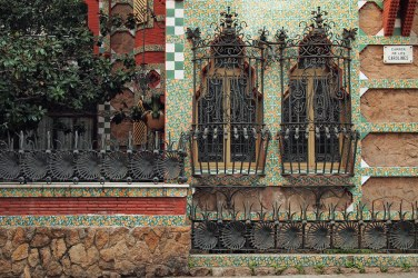 Antoni Gaudì, Casa Vicens - https://commons.wikimedia.org/wiki/File:Casa_Vicens_(detalle_3).jpg