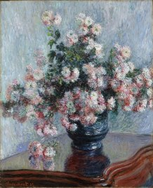 Claude Monet, Crisantemi img