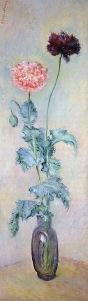 Claude Monet Papaveri rosa e rosso img