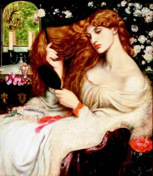 Dante Gabriel Rossetti Lady Lilith img