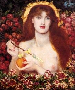 Dante Gabriel Rossetti Venus verticordia img