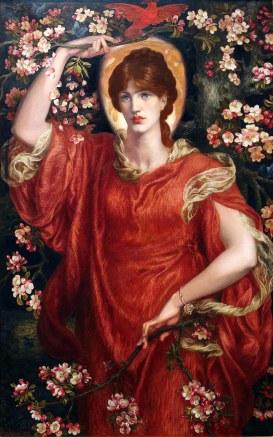 Dante Gabriel Rossetti, Visione di Fiammetta img