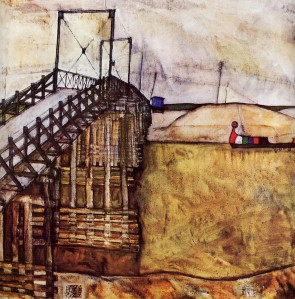 Egon Schiele, Pont