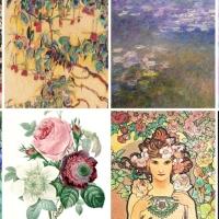 Quando i fiori diventano opere d'arte: capolavori di 10 grandi artisti