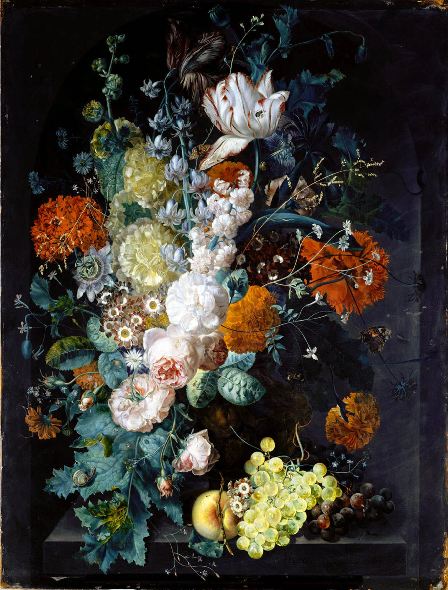 Margareta Haverman, Vaso di fiori img