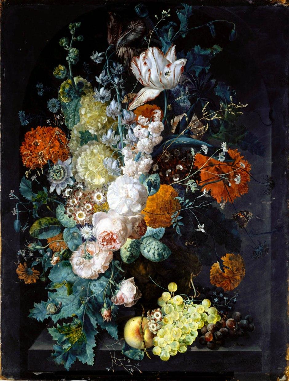 Quando i fiori diventano opere d\'arte: capolavori di 10 grandi ...