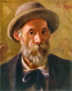 Pierre-Auguste Renoir, Autoritratto, 1899