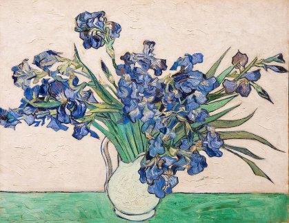 Vincent Van Gogh, Iris 3