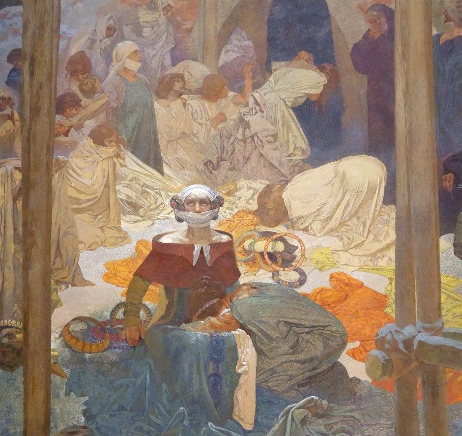07 Alfons Mucha particolare