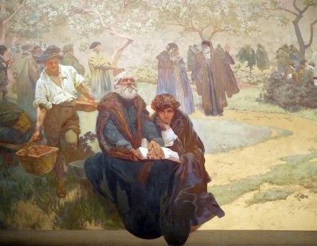 15 Alfons Mucha dett