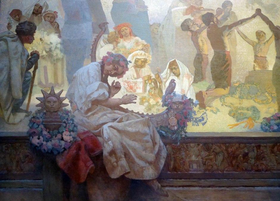 18 Alfons Mucha dett