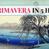 La primavera in 5 haiku