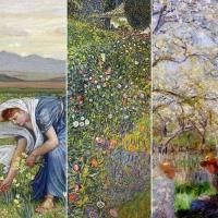 5 quadri per omaggiare la primavera
