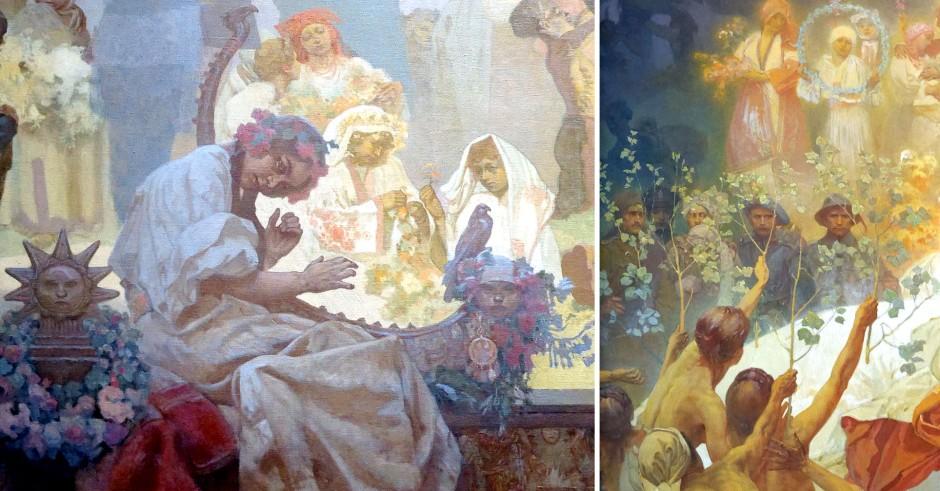 Alfons Mucha 2 Epopea slava