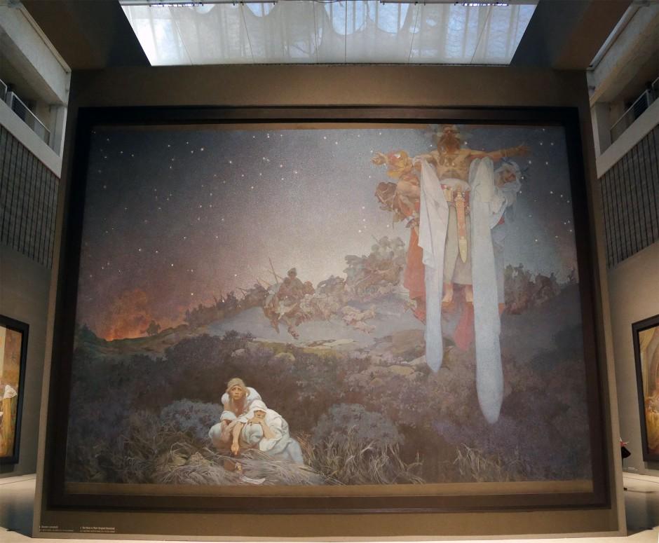 Alfons Mucha - epopea slava