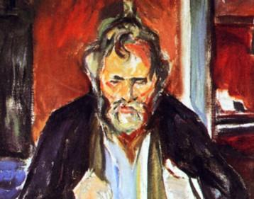 Edvard_Munch-Notte insonne-autoritratto con turbamento interiore_1920-dett