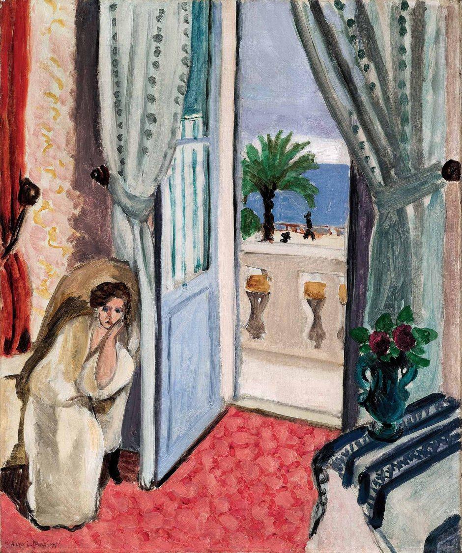 Henri Matisse, Interno a Nizza