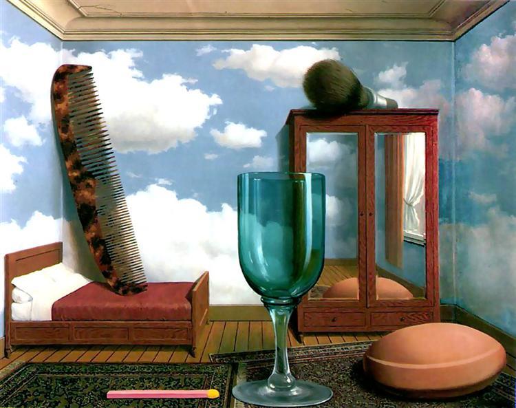René Magritte, beni personali