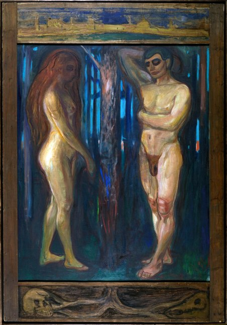Edvard Munch, Metabolismo. La vita e la morte, 1898-99