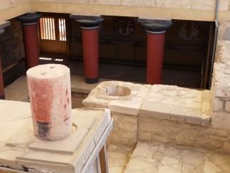 Creta, Palazzo di Cnosso