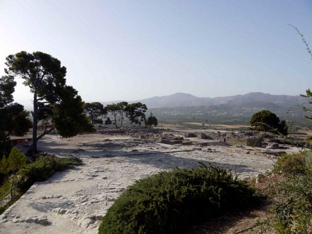 Creta, palazzo di Festo