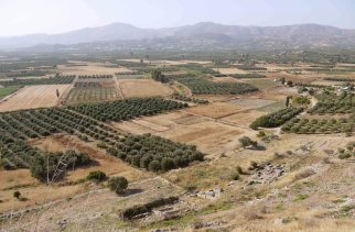 Creta paesaggio