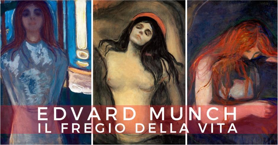 Edvard-Munch-fregio-della-vita