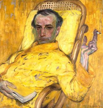 František Kupka, Le gradazioni di giallo, 1907