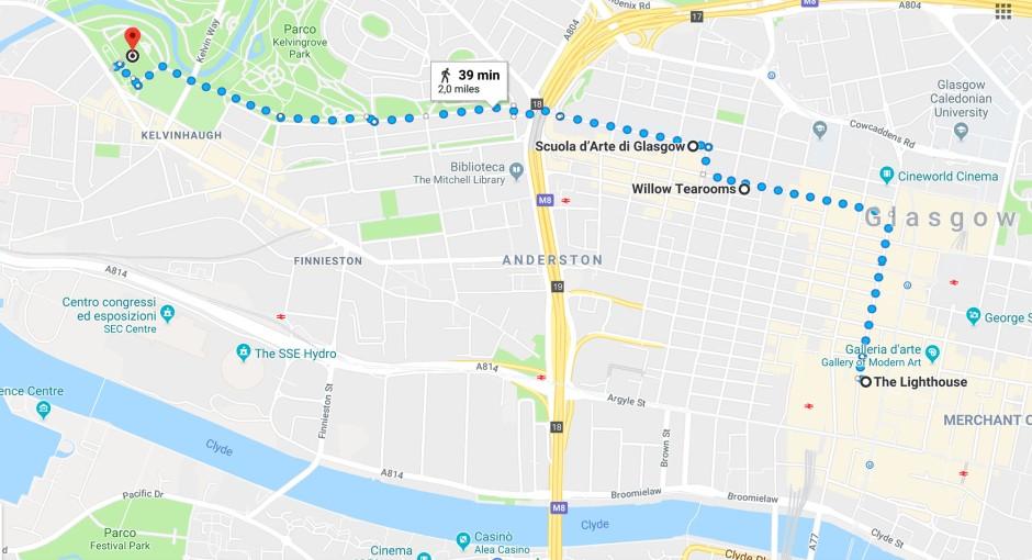 Glasgow-mappa