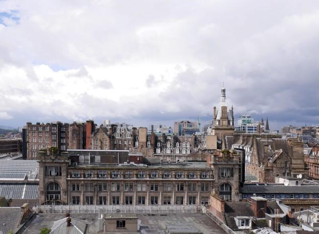 Glasgow-panorama