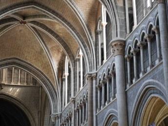 Interno della Cattedrale di Losanna