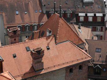 I tetti di Losanna
