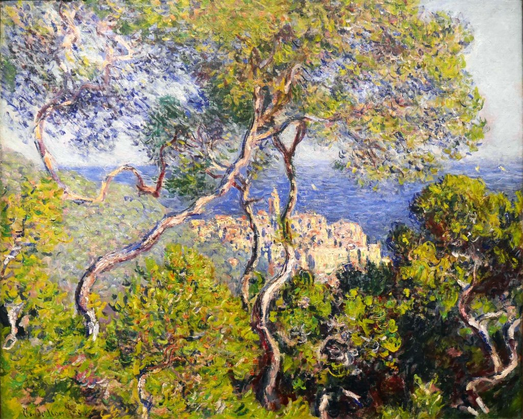 Claude Monet, Bordighera, 1884