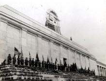 Campo degli Zeppelin, aprile 1945