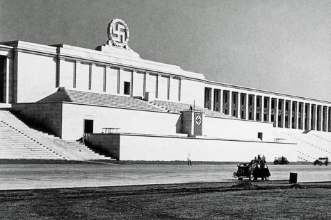 Campo degli Zeppelin, raduno