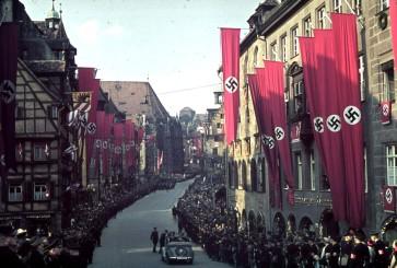 Norimberga nel 1938