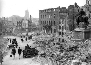 Norimberga dopo la seconda guerra mondiale