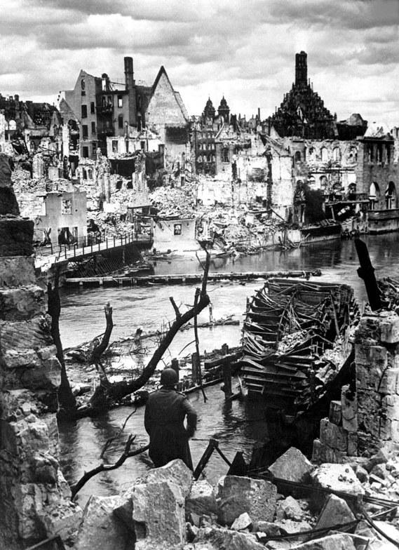 Normberga dopo la seconda guerra mondiale