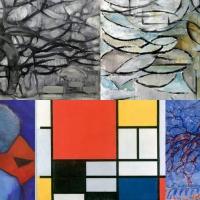 Piet Mondrian: dagli alberi al De Stijl, opere e pensiero del padre dell'Astrattismo geometrico
