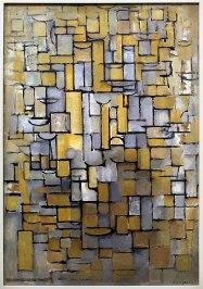 Piet Mondrian, Composizione XIV, 1913