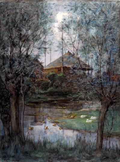 Piet Mondrian, Covone, 1897-1898