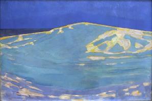 Piet Mondrian, Dune a Domburg, 1910