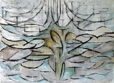 Piet Mondrian, Melo in fiore, 1912