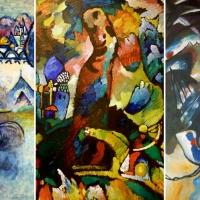 Vassily Kandinsky: opere e pensiero di un maestro dell'Astrattismo