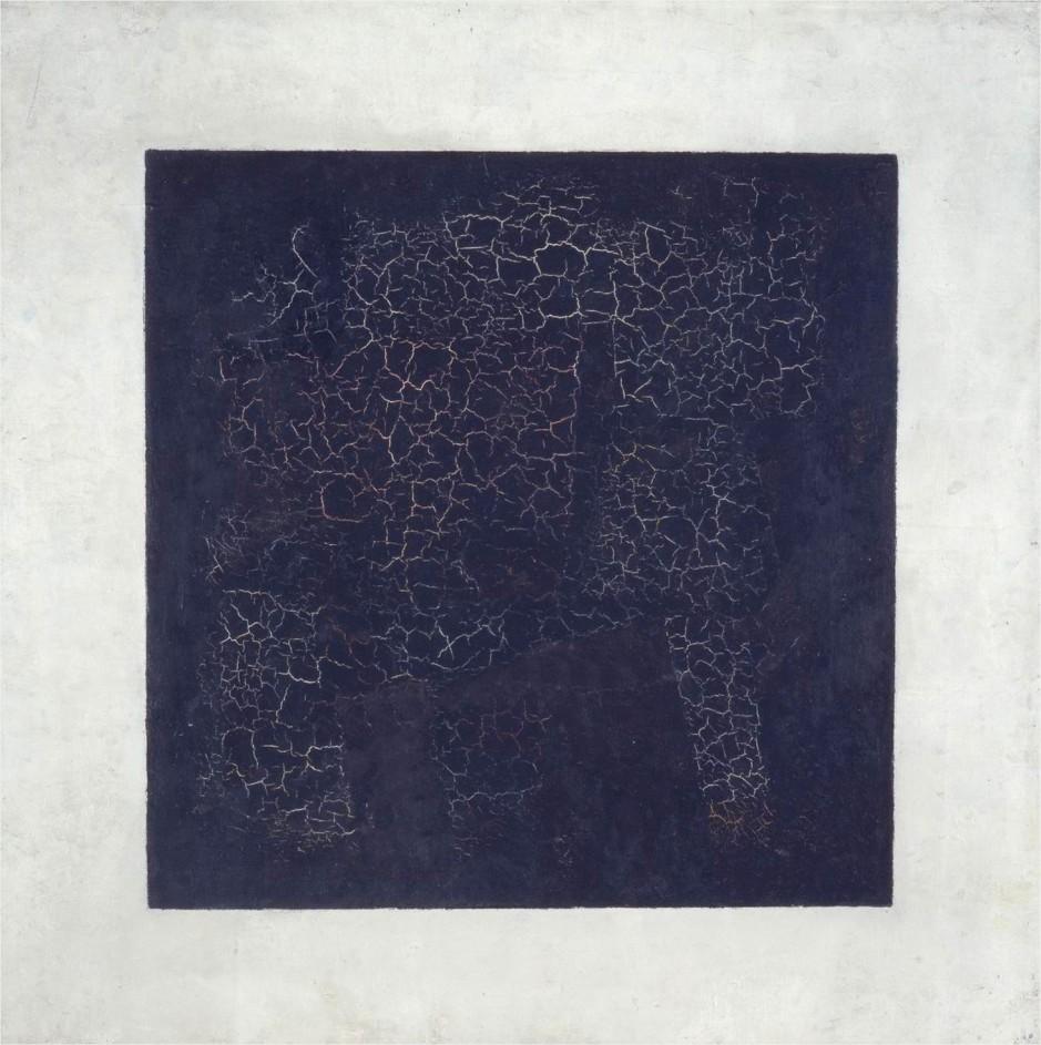 Kazimir Malevic, Quadrato nero, 1915