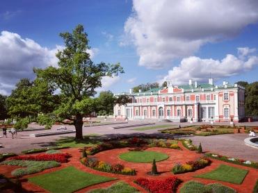 Kadriog of Palace, Tallinn