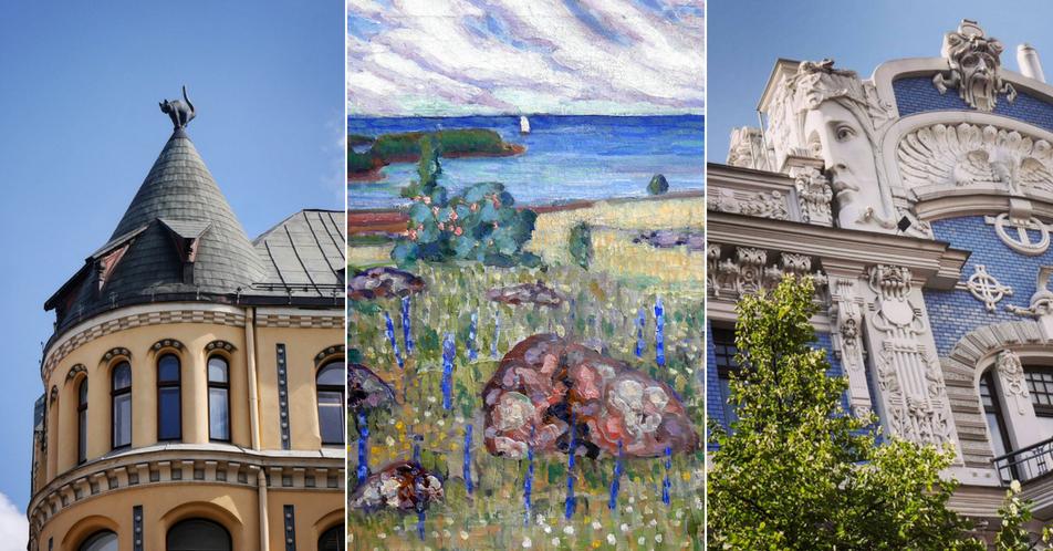 Alla scoperta delle meraviglie dei Paesi Baltici tra Estonia