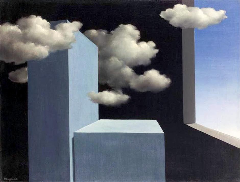 René Magritte, La tempesta, 1931