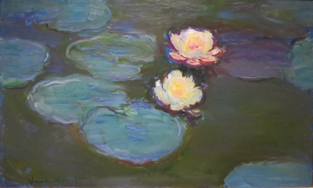 Claude Monet, Ninfee, 1897-98